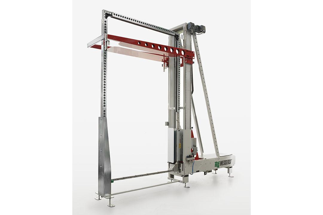 TL5 Fuldautomatisk strapmaskine